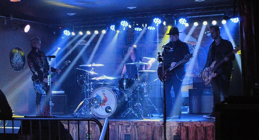 Premier Live Music Venue